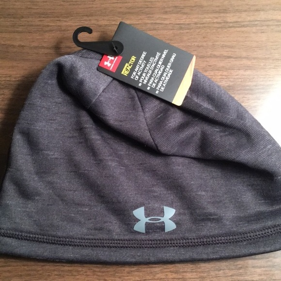 Under armour cold gear reactor winter skull hat eb99adfb6d4